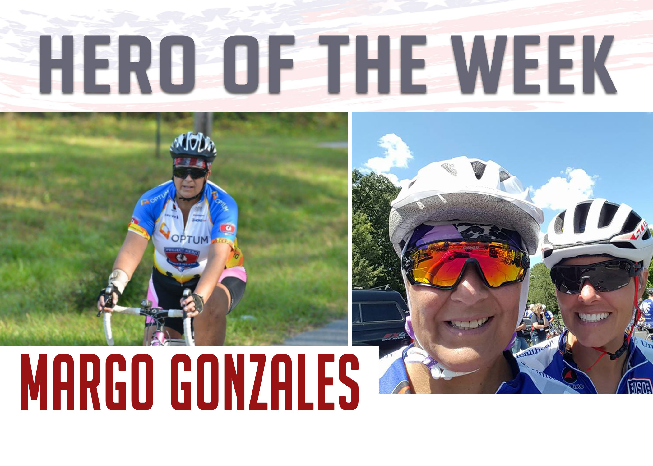 HERO of the Week: Margo Gonzales