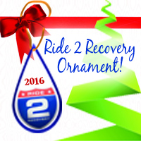 Donate $25 and Get a 2016 R2R Ornament