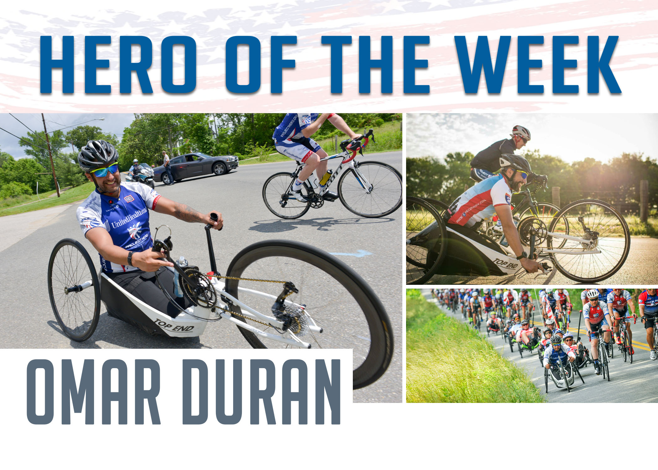 HERO of the Week: Omar Duran