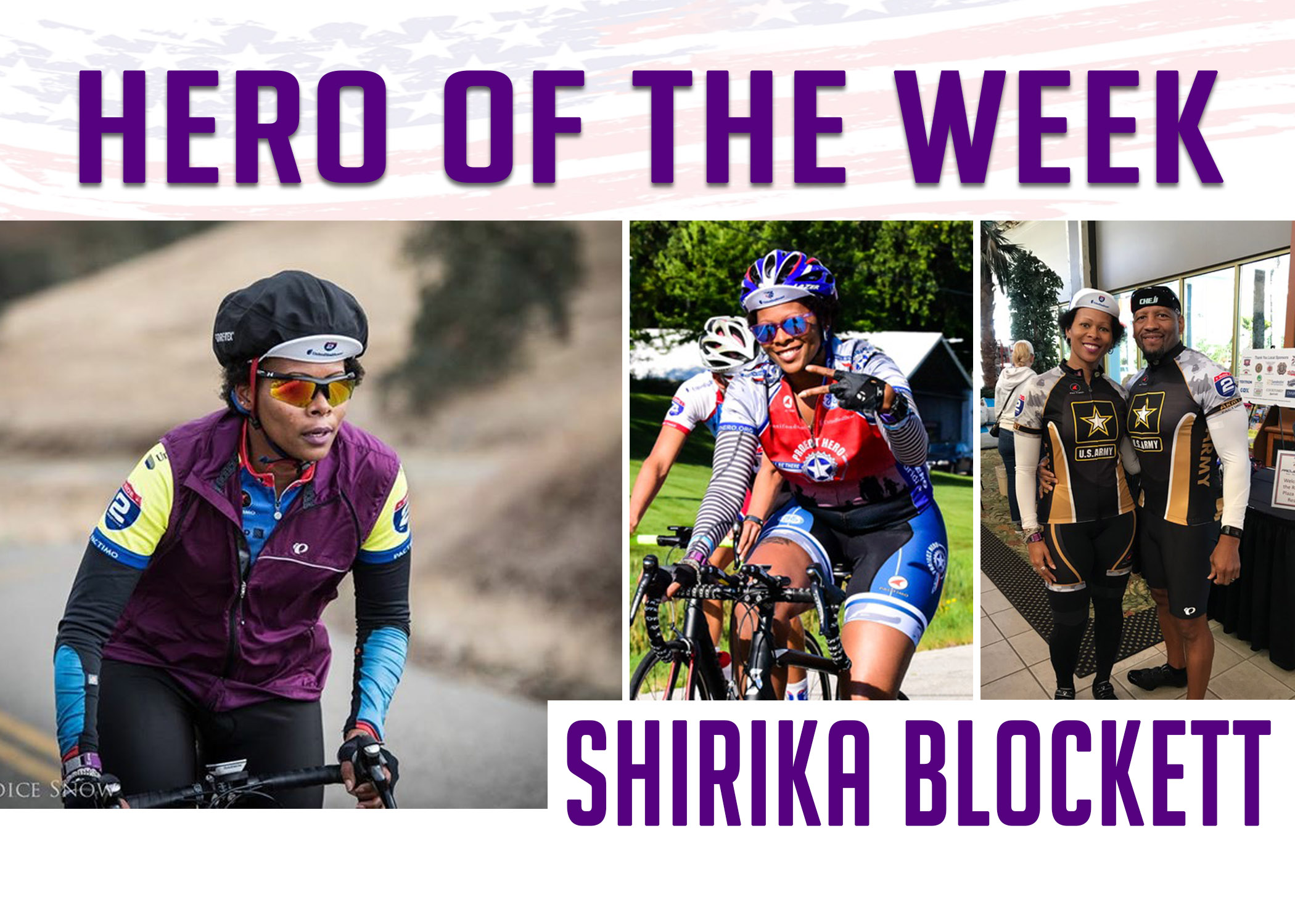 HERO of the week: Sharika Blockett