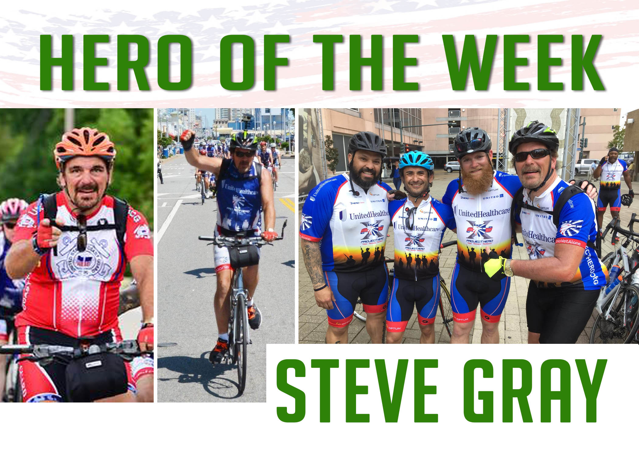 Hero of the Week: Steve Gray