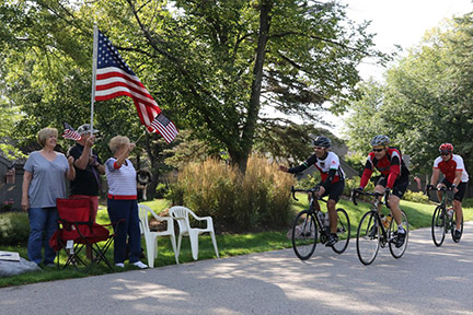 Honor Ride Barrington 2017