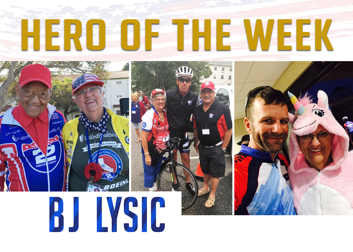 HERO of the Week- BJ Lysic