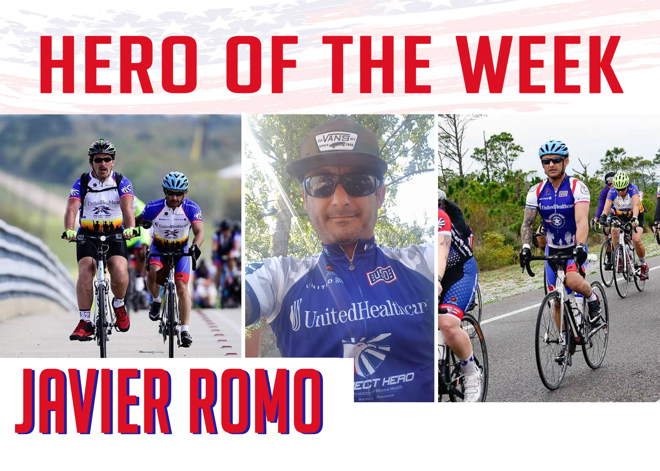 HERO of the Week- Javier Romo