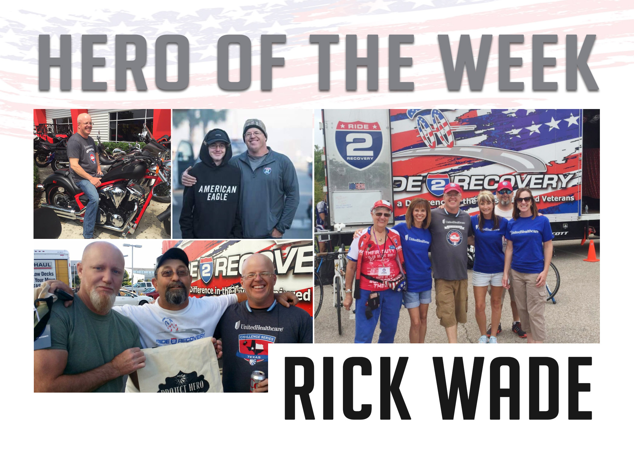 Hero of the Week: Rick Wade