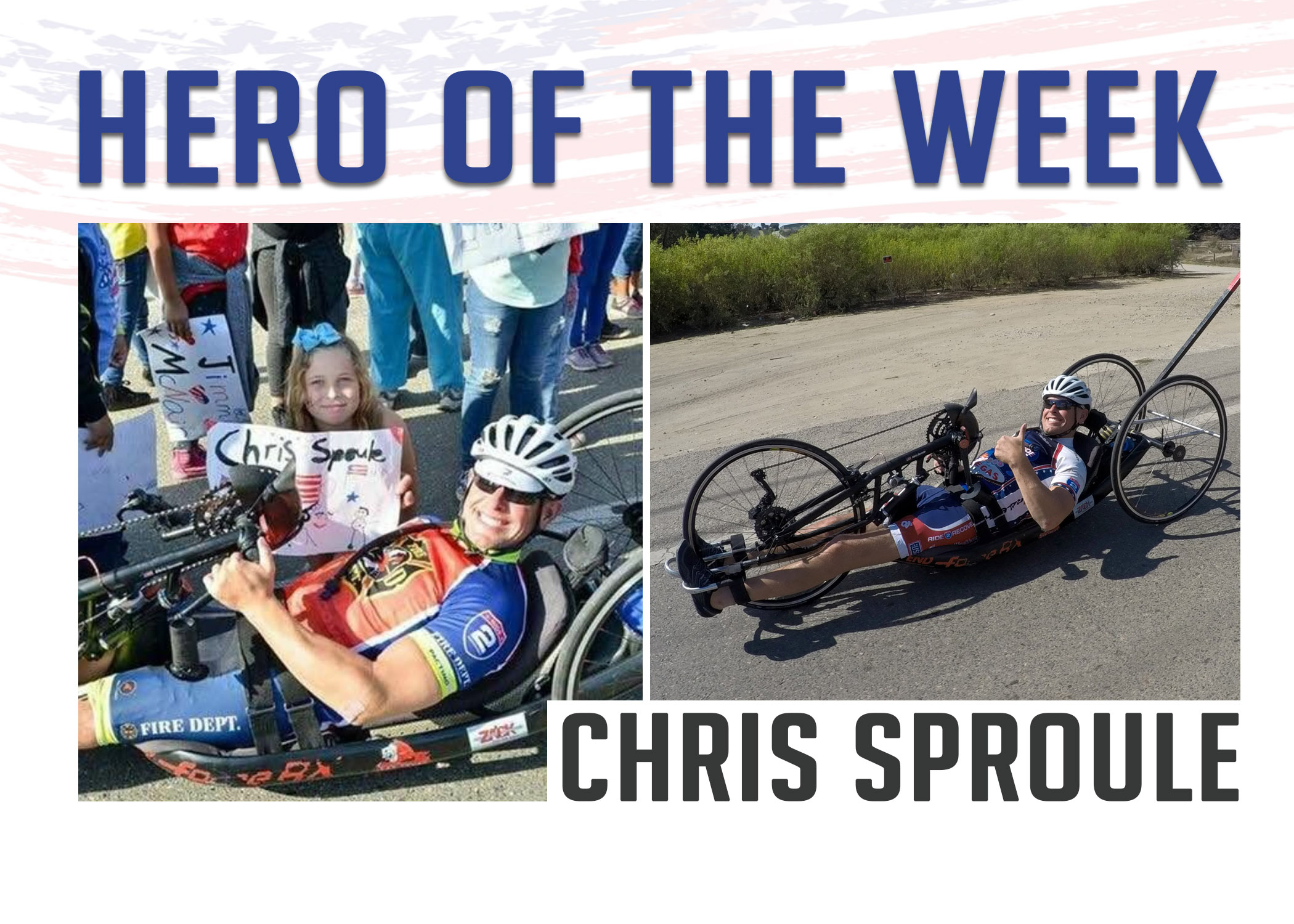 Hero of the Week: Chris Sproule