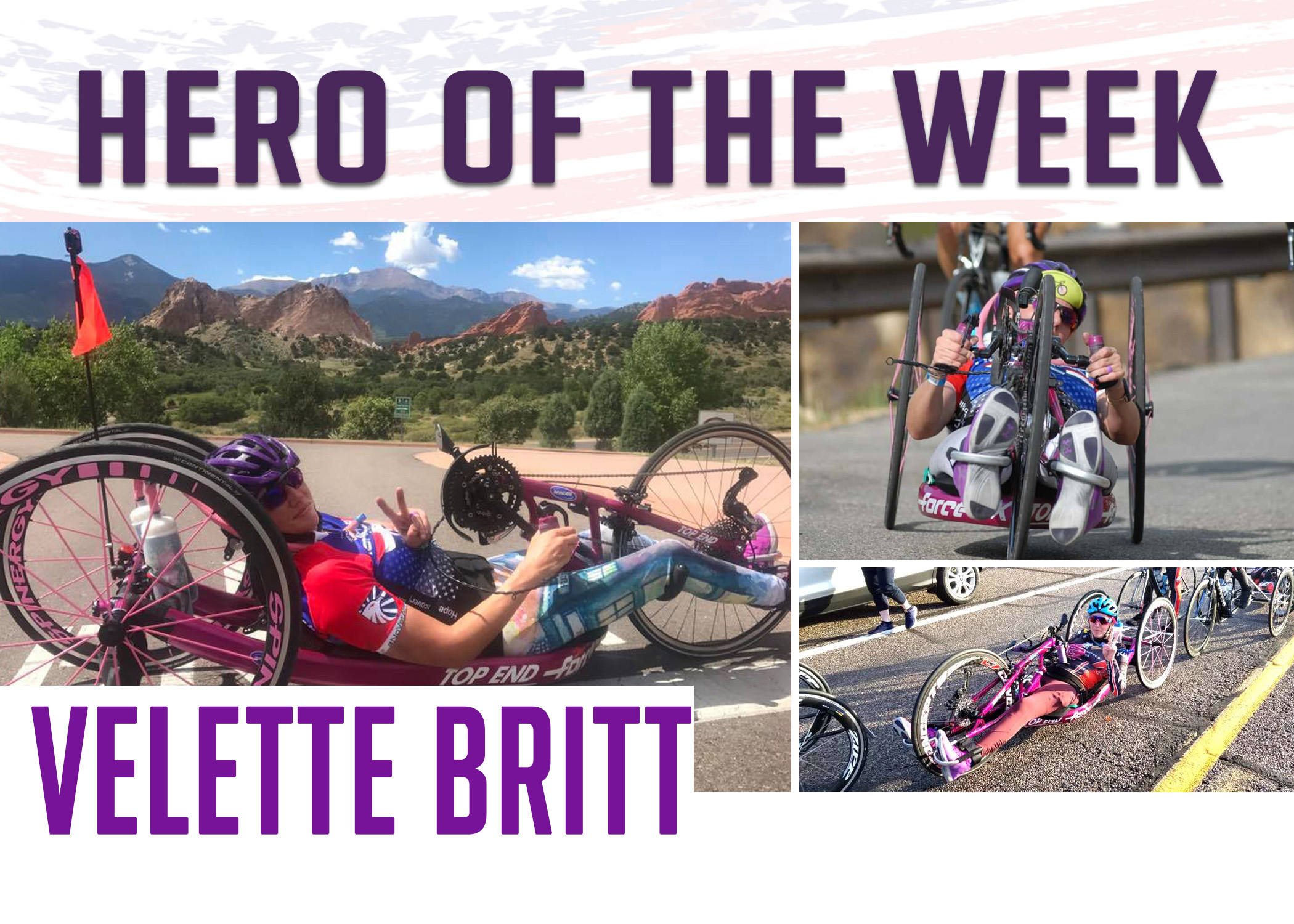 Hero of the Week: Velette Britt