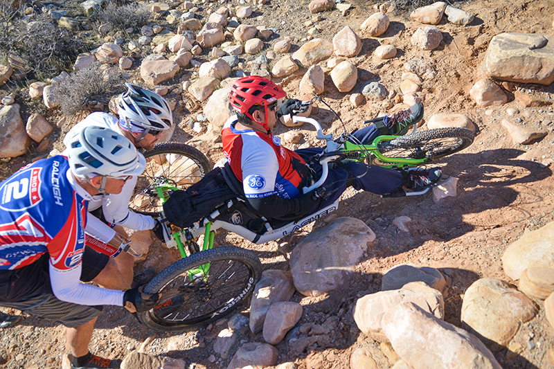 Las Vegas Mountain Bike Experience