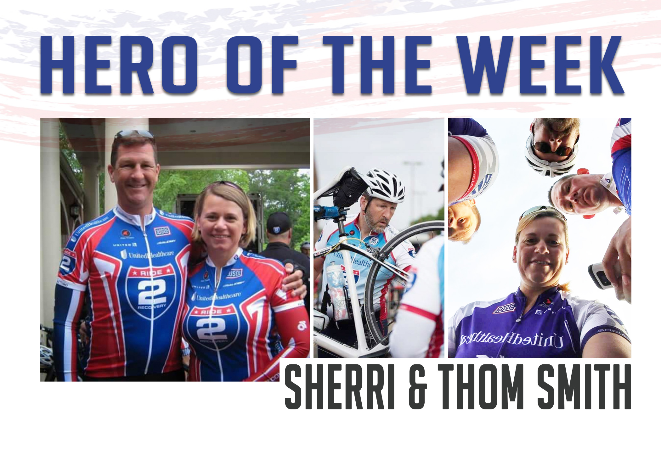 Heroes of the Week: Sherri & Thom Smith