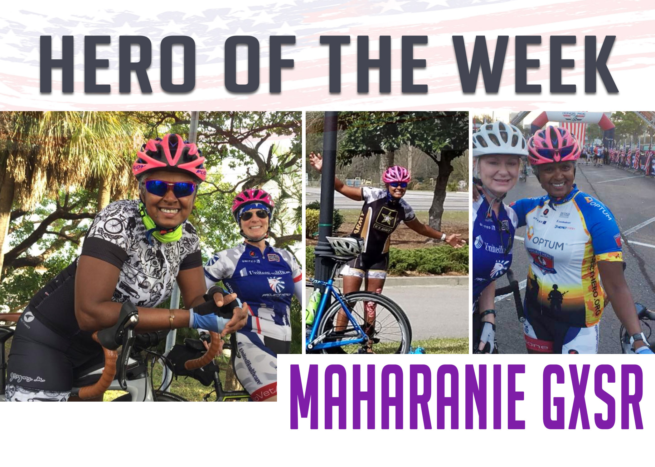 Hero of the Week: Maharanie Gxsr